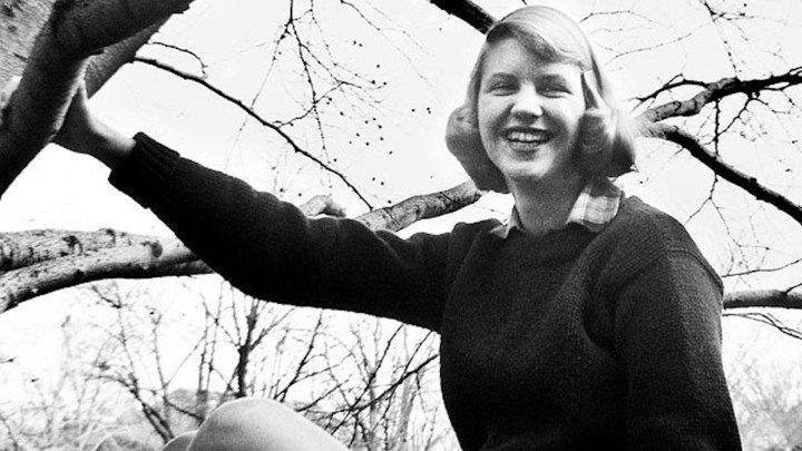Jeffrey Guterman's photo on Sylvia Plath