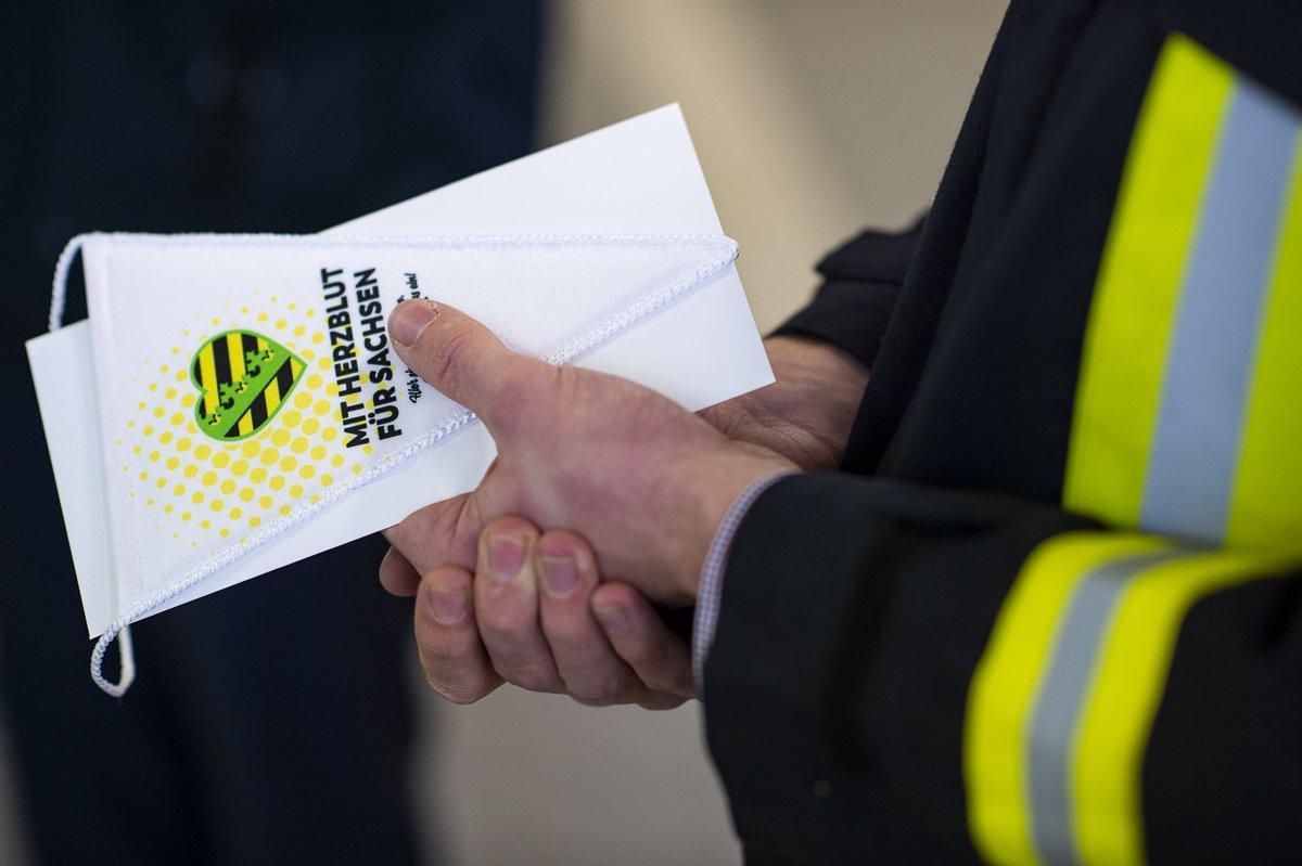 CDU Sachsen's photo on #tagdesnotrufs