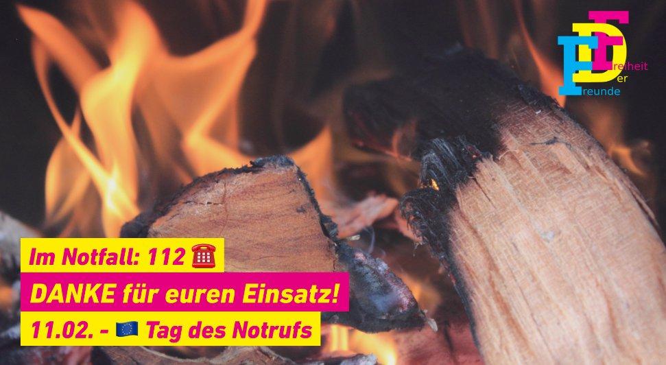 Freunde der Freiheit's photo on #tagdesnotrufs