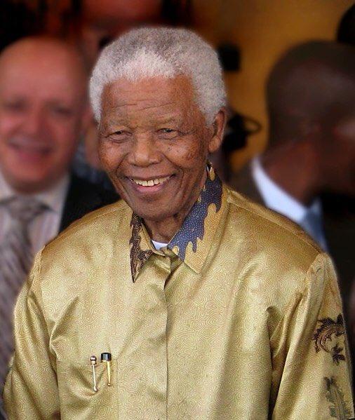 Ça s'est passé's photo on Nelson Mandela