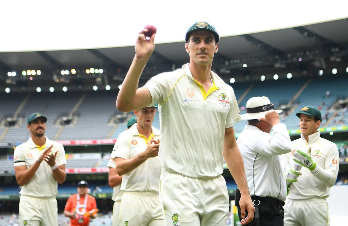 Cricbuzz's photo on allan border medal