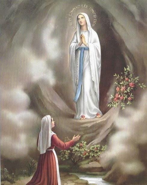 Jose Grasso's photo on Virgen de Lourdes