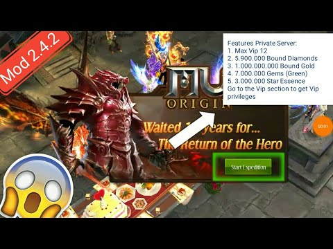 MU ORIGIN 2 Hack APK Mod - Unlimited Diamonds - [DOWNLOAD