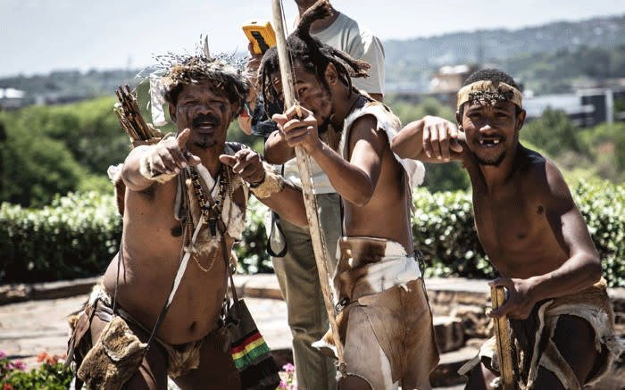 [LISTEN] Khoisan heritage still marginalised, says expert http://dlvr.it/QydjHX