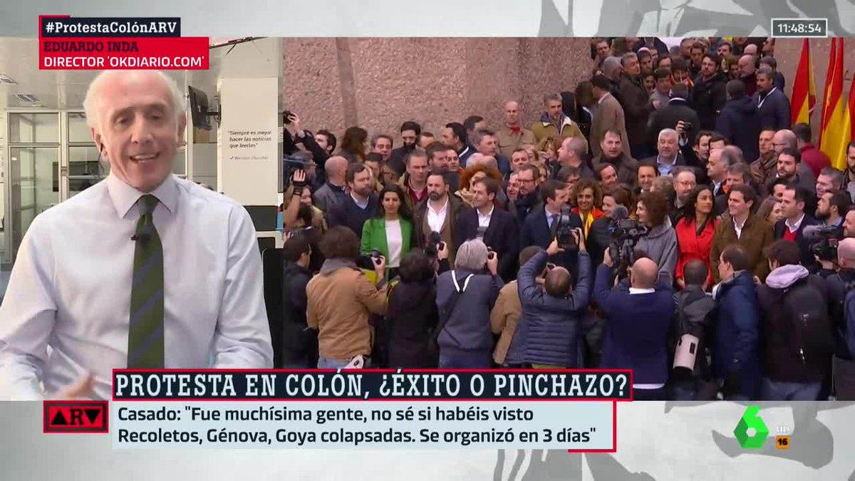AlRojoVivo's photo on #ProtestaColónARV