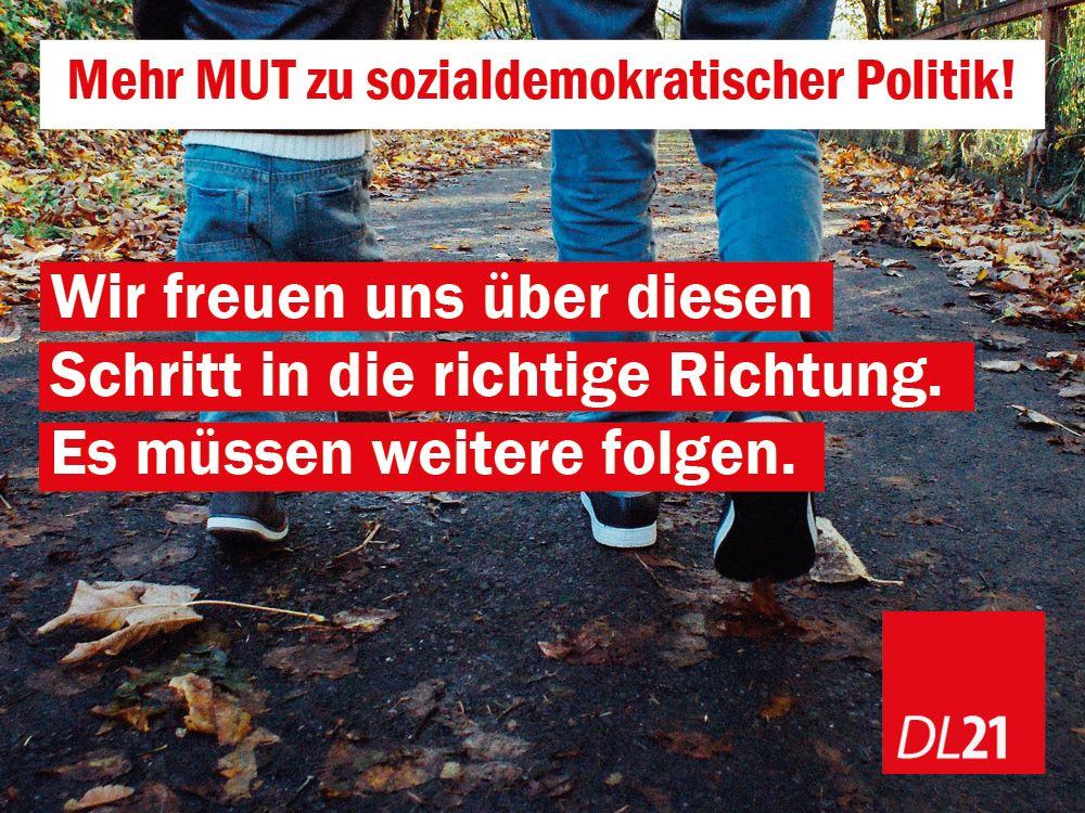 Forum DL21's photo on #Sozialstaat2025