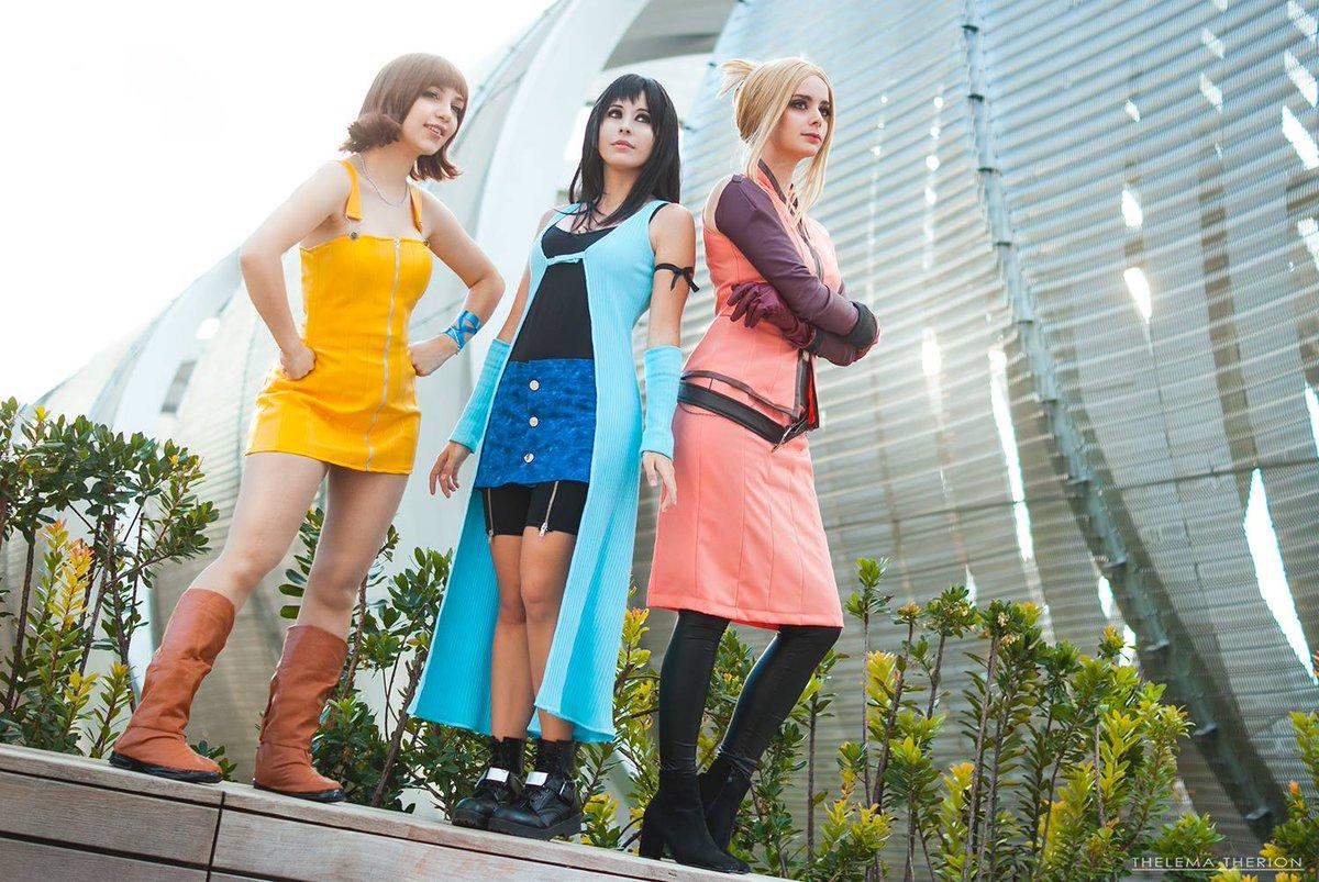 ×✘ os juro que hago cosplay (a veces)'s photo on #FinalFantasyVIII