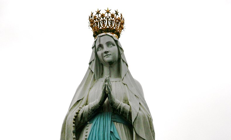 Saint of the Day's photo on our lady of lourdes