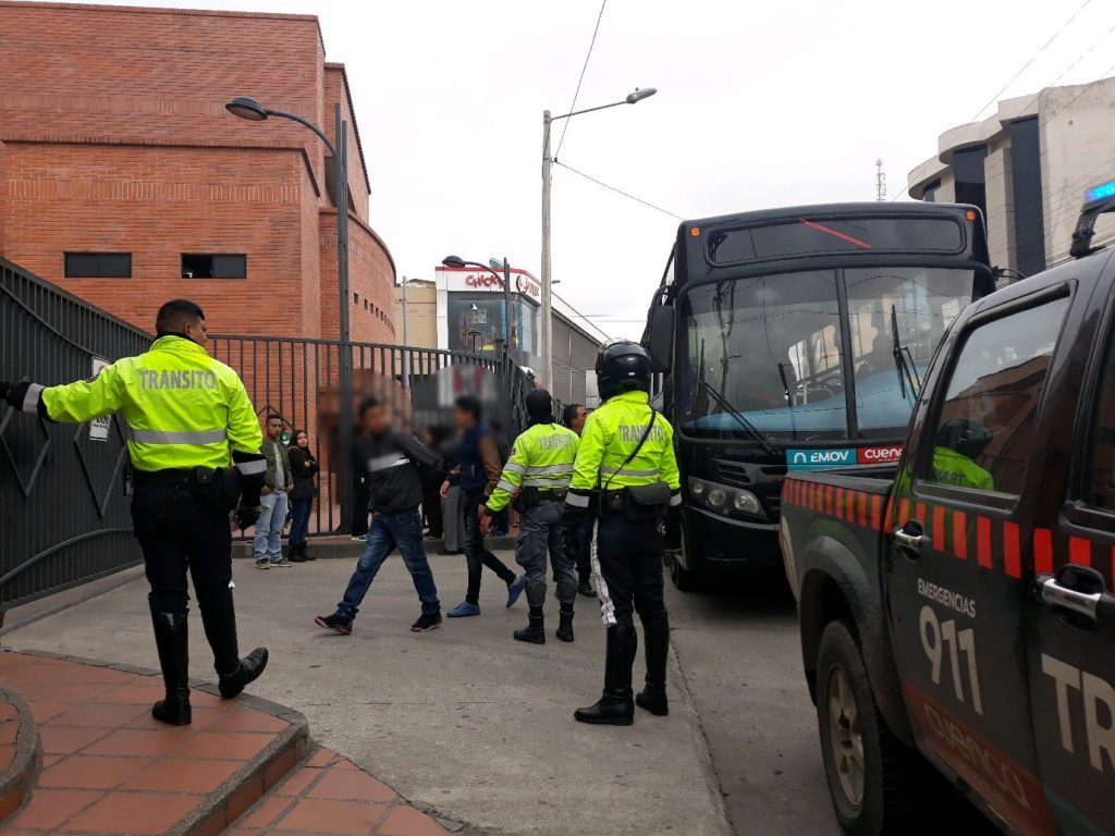 Diario El Mercurio's photo on detenidos 18
