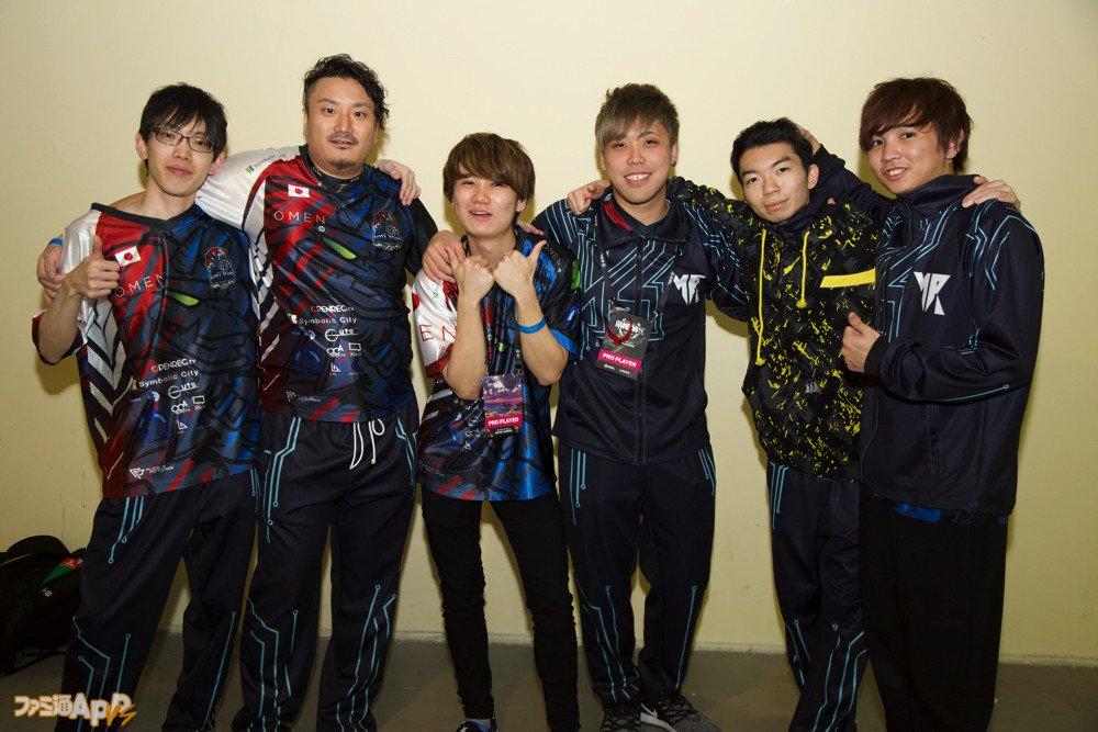 ファミ通AppVS esports's photo on Six Invitational