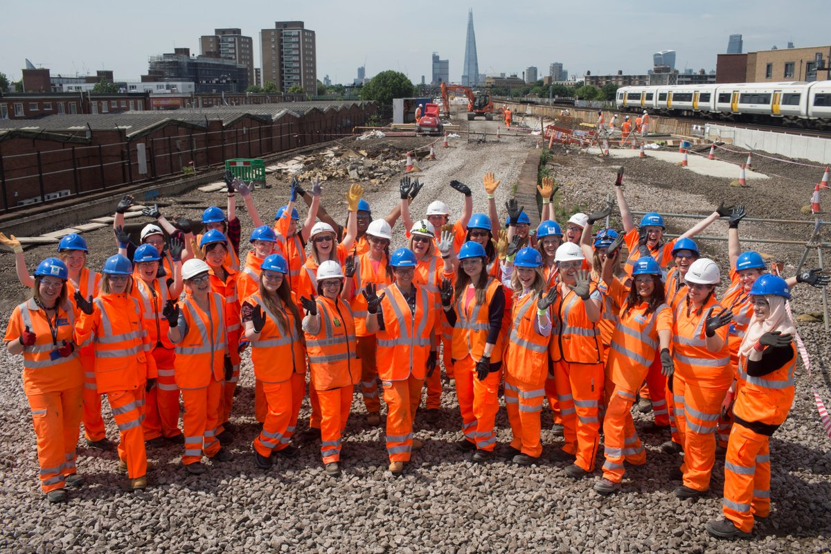 Rail Delivery Group's photo on #STEM