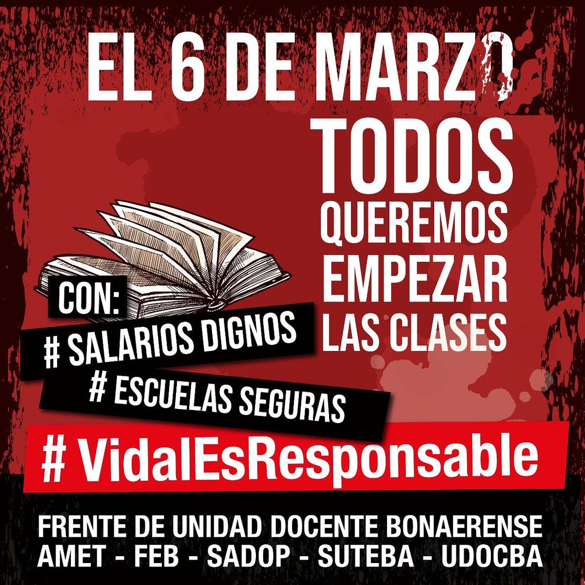 Gustavo F. SALCEDO's photo on #VidalEsResponsable