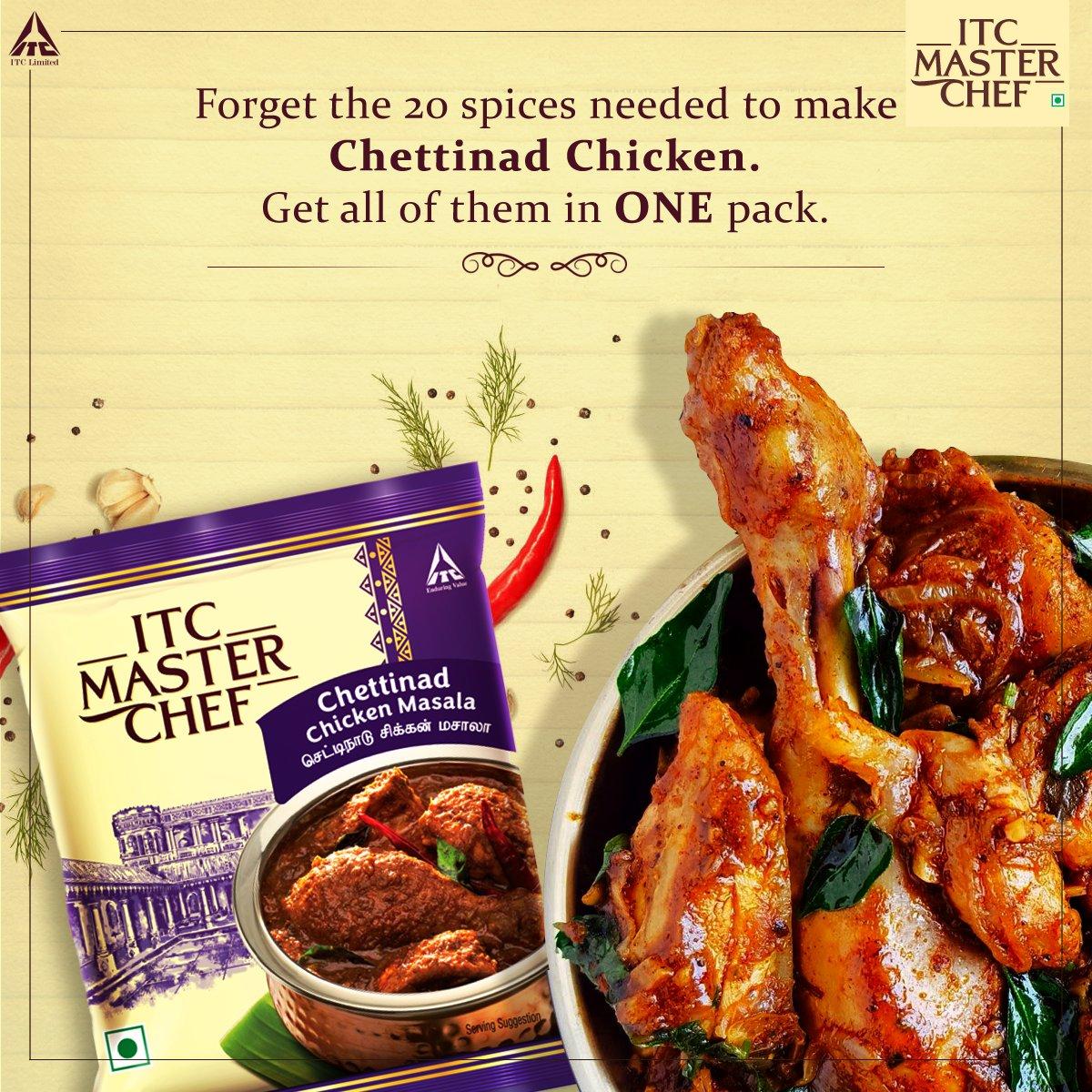 ITC MasterChef Spices's photo on master chef