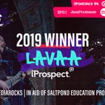 Congratulations to the 2019 Media Rocks champions - LAVAA from @iProspectFR. We hope you all enjoyed releasing your inner rocker on Thursday. If you missed it, watch out for the promo video, in collaboration with @JungleCreations, coming soon! #mediarocks #captify #media