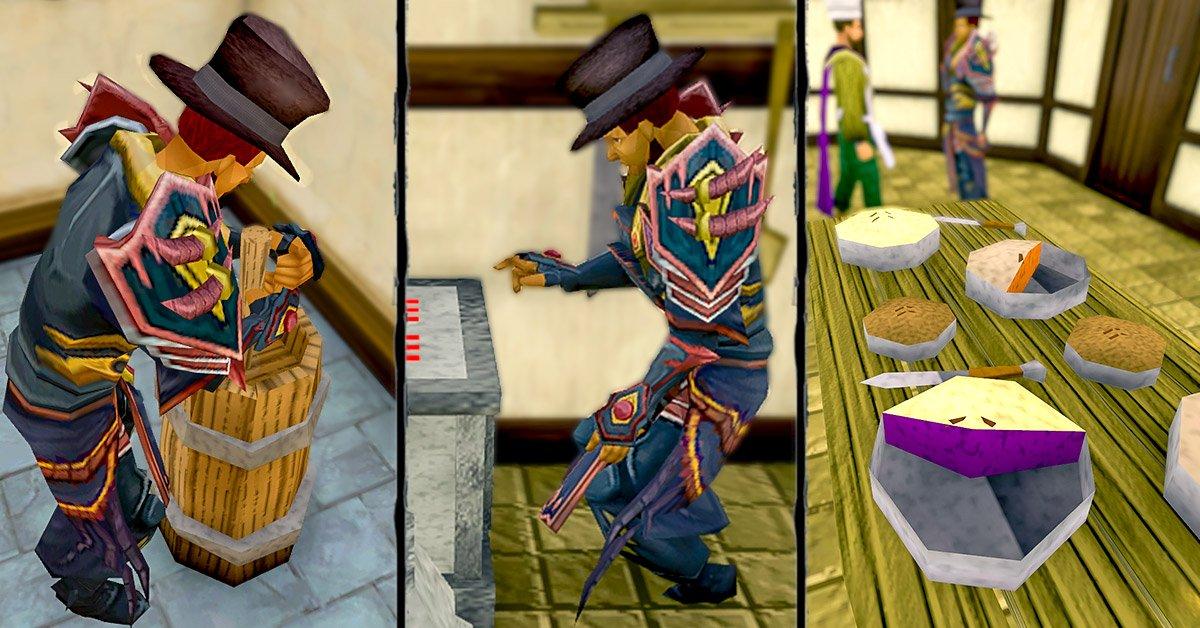RuneScape's photo on master chef