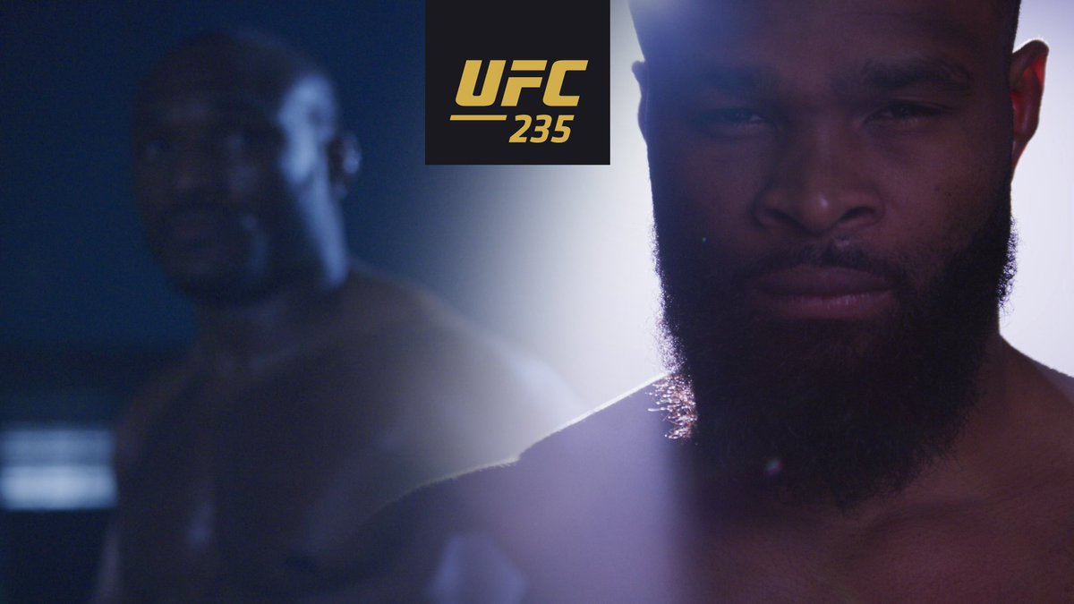 🏆 The Chosen One vs. The Nightmare 🇳🇬 @TWooodley vs. @USMAN84kg  👊 #UFC235 📆 Sat 2 March