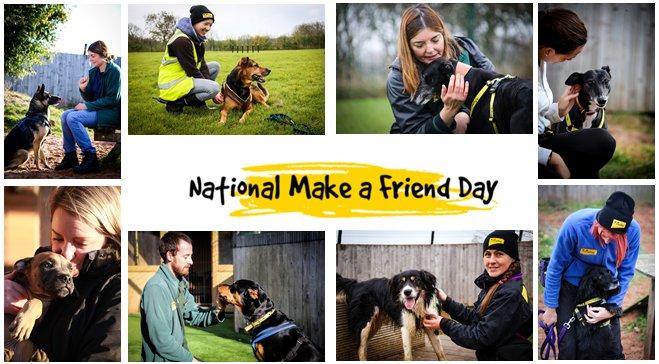 DT Loughborough's photo on #NationalMakeAFriendDay
