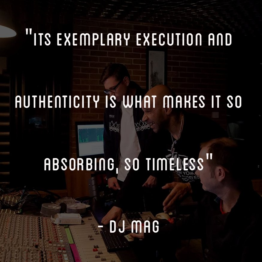 'Its exemplary execution and authenticity is what makes it so absorbing, so timeless' - @DJmag Listen here: lnk.to/Subjective-Act…