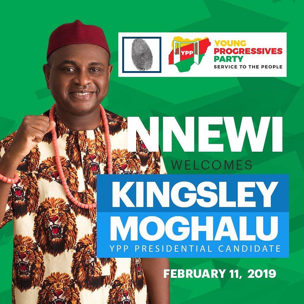 Kingsley Moghalu's photo on Hello Monday