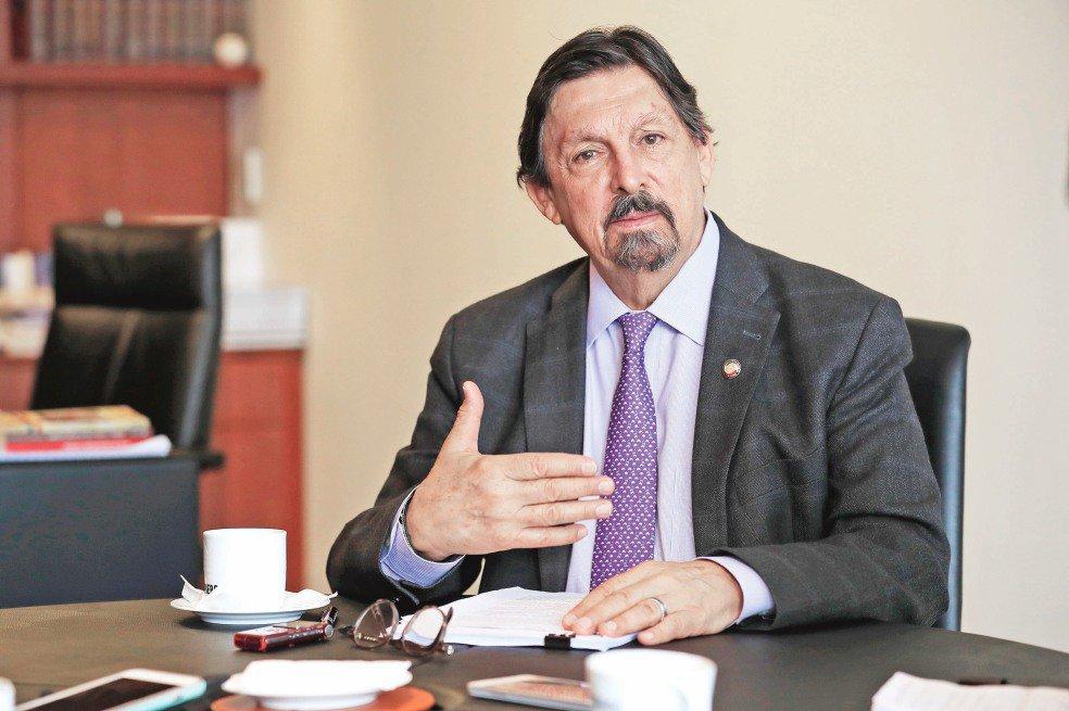 El Universal's photo on Napoleón Gómez Urrutia