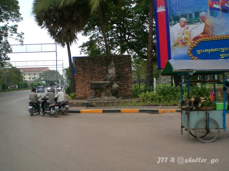 JTT R on Twitter: What is this? on #street #siemreap #Cambodia