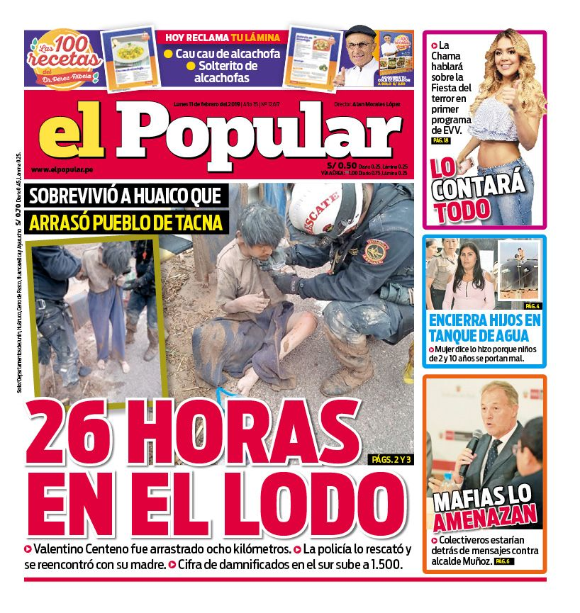 El Popular's photo on Hoy 11