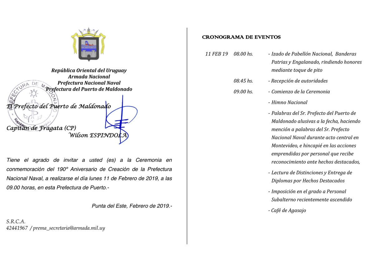 Municipio de Punta's photo on Hoy 11