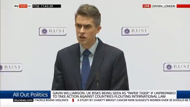 BrexitCentral's photo on Defence Secretary
