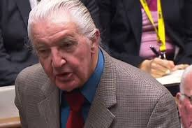 PARLY's photo on Dennis Skinner