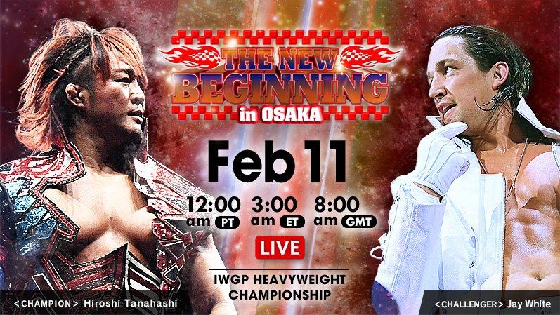 Wrestling Observer's photo on Tanahashi