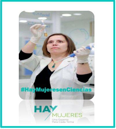 Hay Mujeres's photo on #STEM
