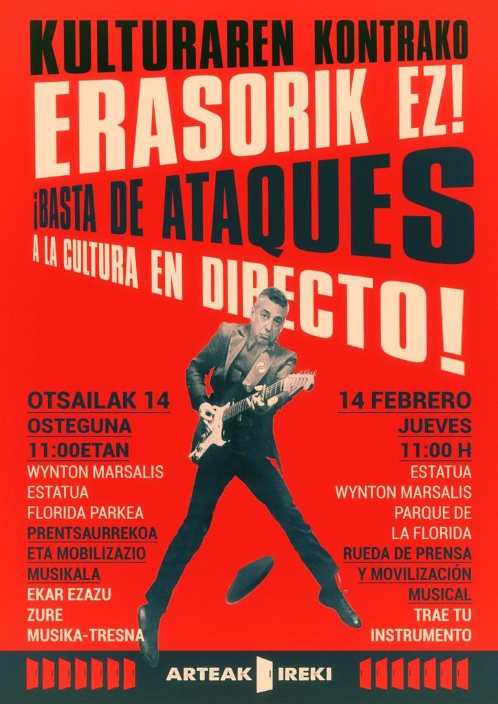 CULTURA ROCKERA 2.0: en Bilbao últimamente las giras no funcionan - Página 6 DzI-noCWoAE9ztO?format=jpg&name=medium