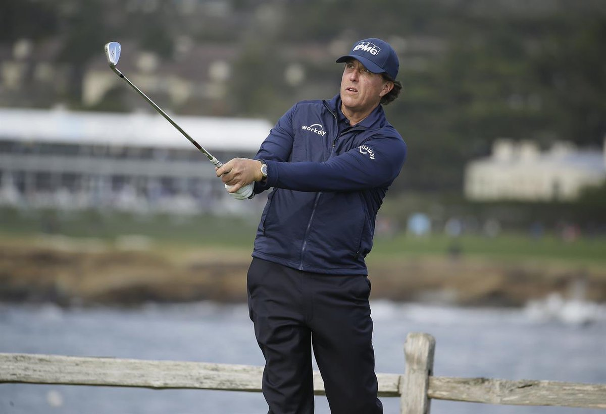 Super 70s Sports's photo on Phil Mickelson