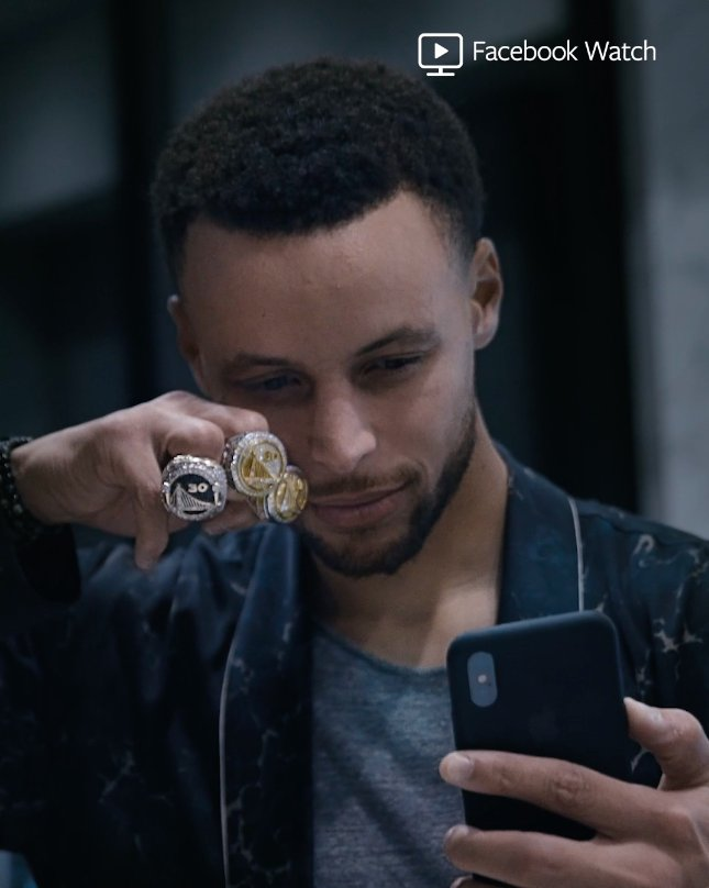 Destined to change the game. 🏀 Follow @StephenCurry30's journey on and off the court in #StephenVSTheGame, coming soon to #FacebookWatch. http://facebook.com/pg/VSonWatch