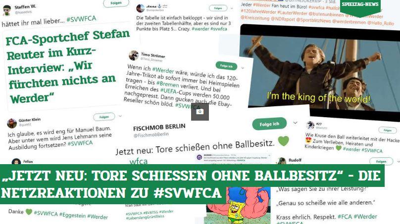 DeichStube's photo on #SVWFCA