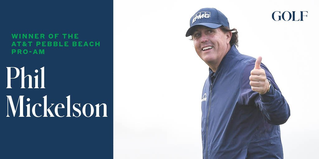 GOLF.com's photo on Phil Mickelson