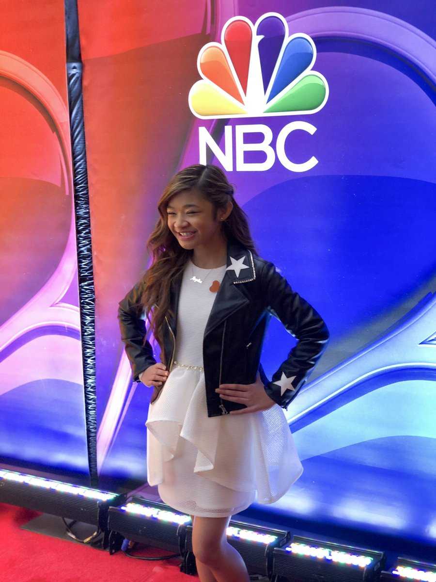 Angelica Hale's photo on #AGTFinals
