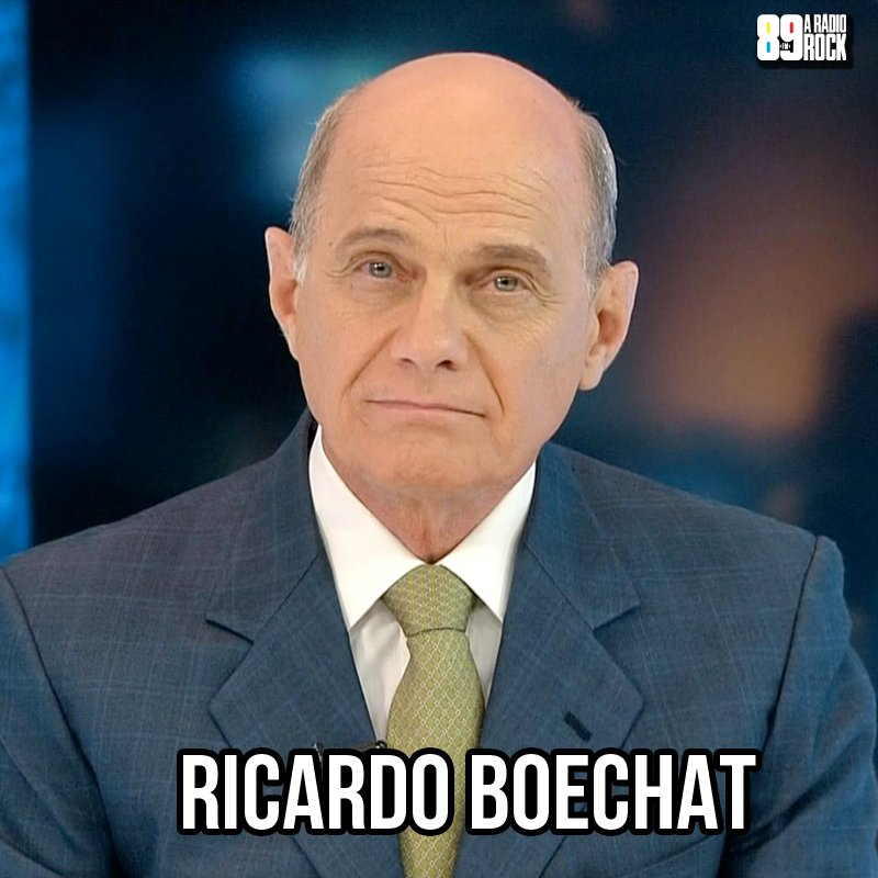 Rádio Rock's photo on Hoje o Brasil