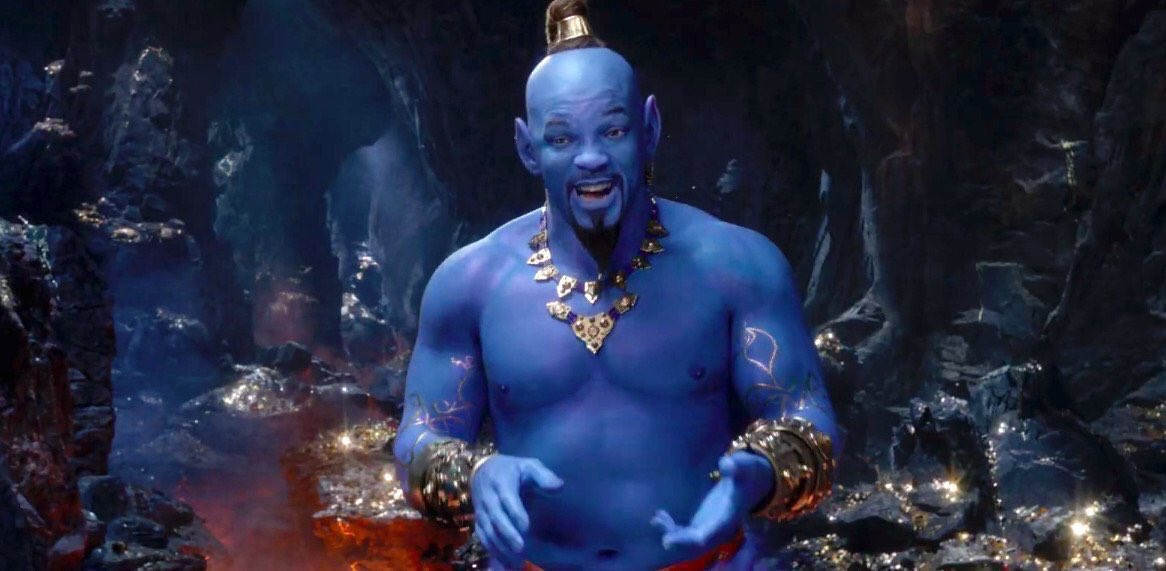 flo mango🌞's photo on will smith as the genie