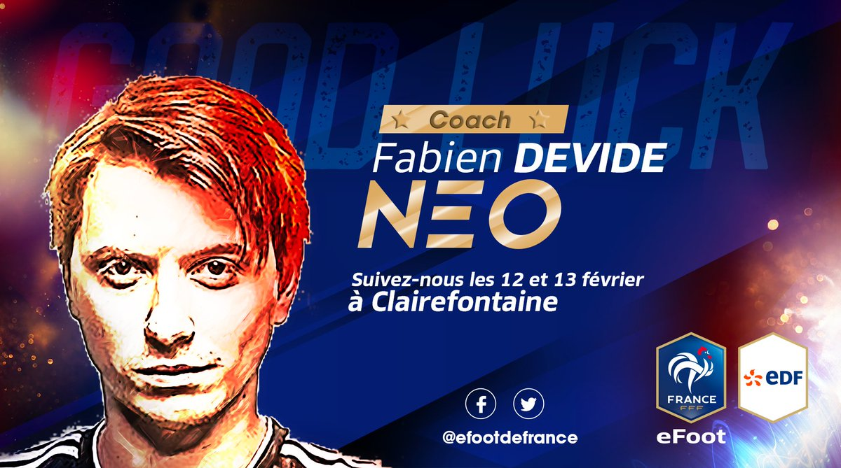 Fabien 'Neo' Devide's photo on Clairefontaine