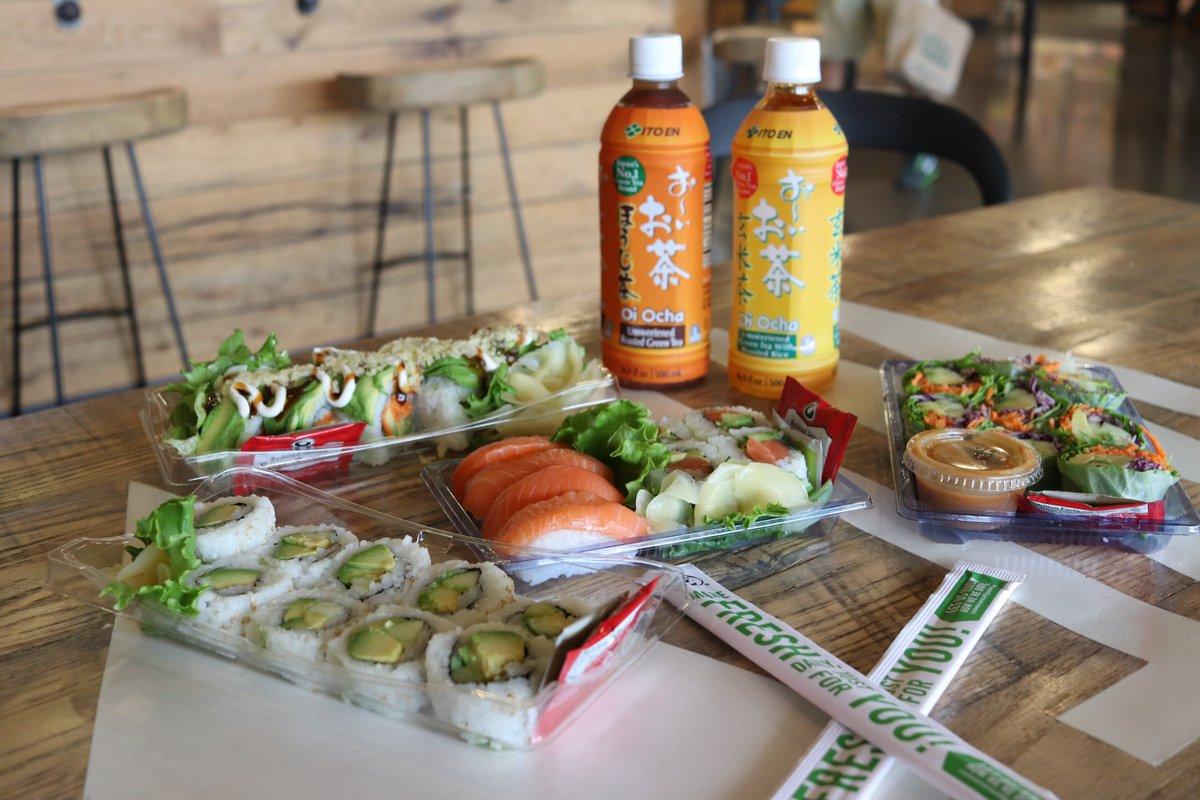 Genji Sushi Bars's photo on #MakeAFriendDay