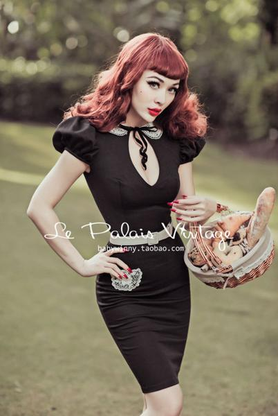 7da82b4e5 BUY IT NOW FREE SHIPPING Le Palais Vintage limited sexy low cut dress   109.99 Free Shipping ePacket  25 days Estimated Delivery Time  30 days  Find it here ...