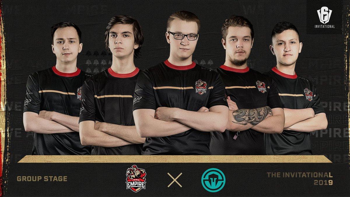 Team Empire's photo on Six Invitational