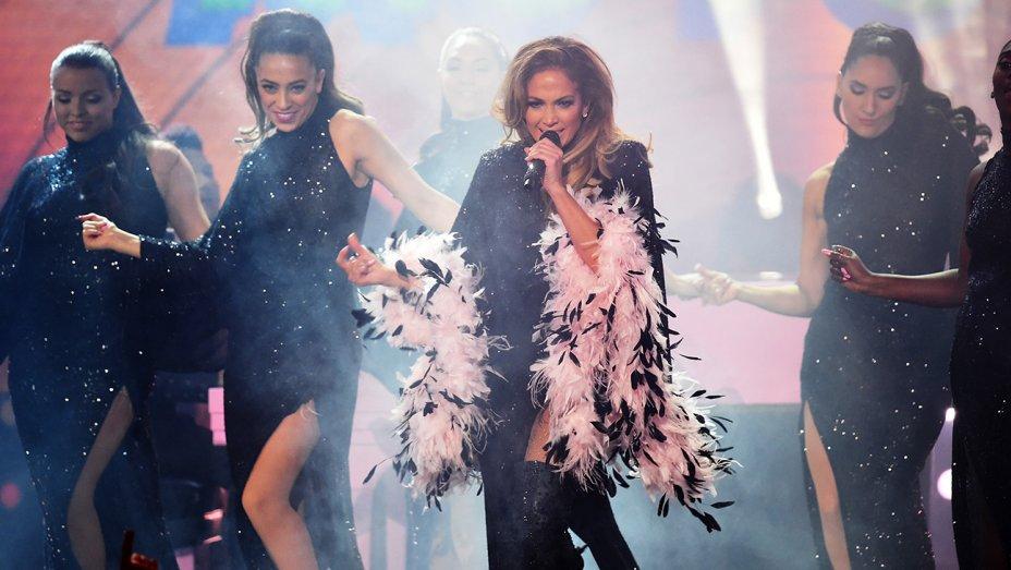 Hollywood Reporter's photo on Jennifer Lopez