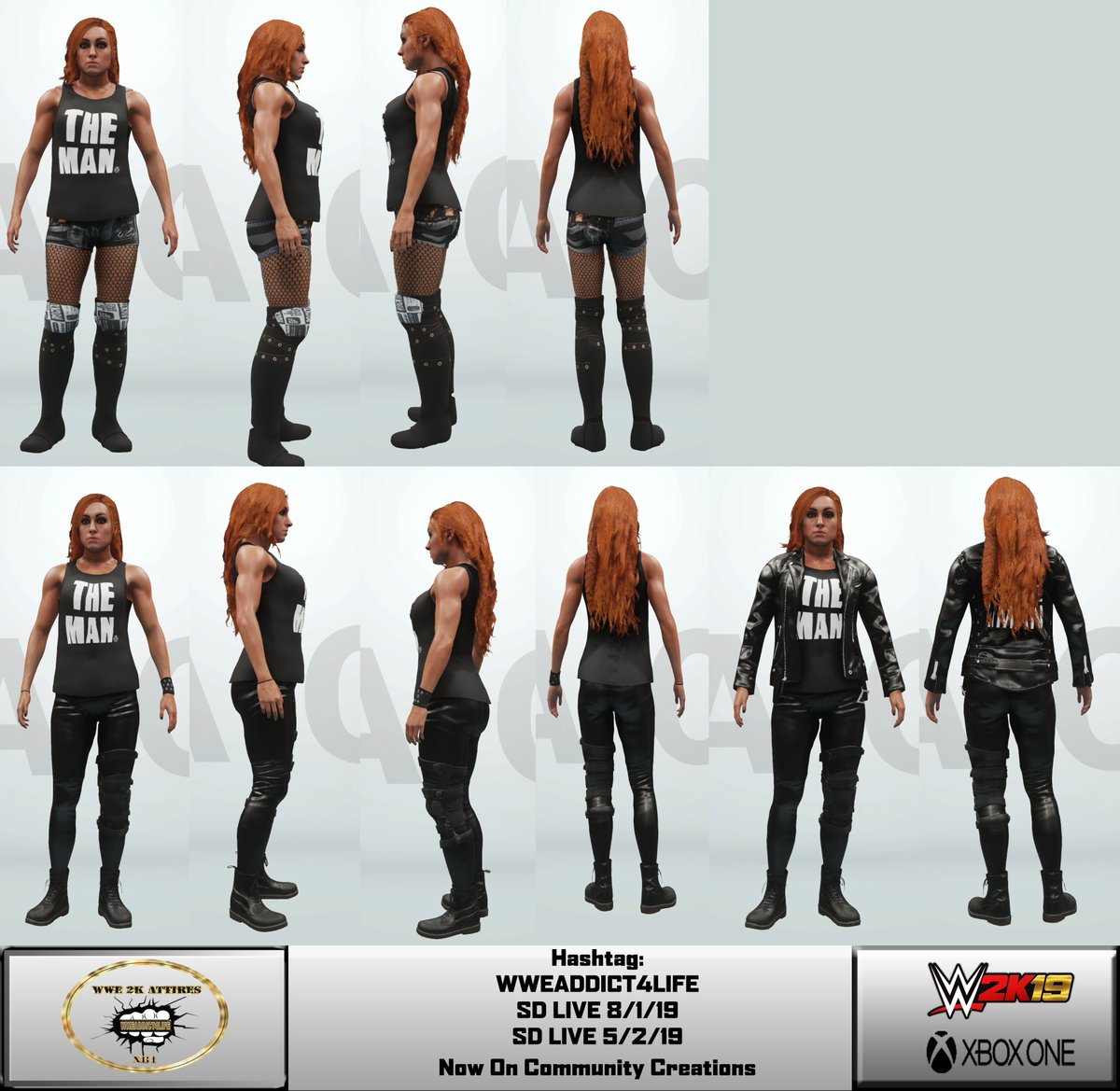 🎮 WWEADDICT4LIFE (XB1) |#WWE2K19|🎮's photo on #beckylynch