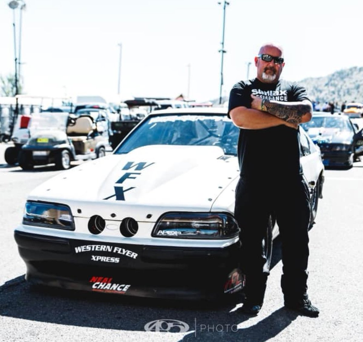 Check out the action in the Mile High City on Street Outlaws tonight on Discovery at 9/8 central! #driveWFX #teamWFX #streetoutlaws #streetoutlawsnoprepkings #streetoutlawschuck #chuckseitsinger #streetracing #Discovery