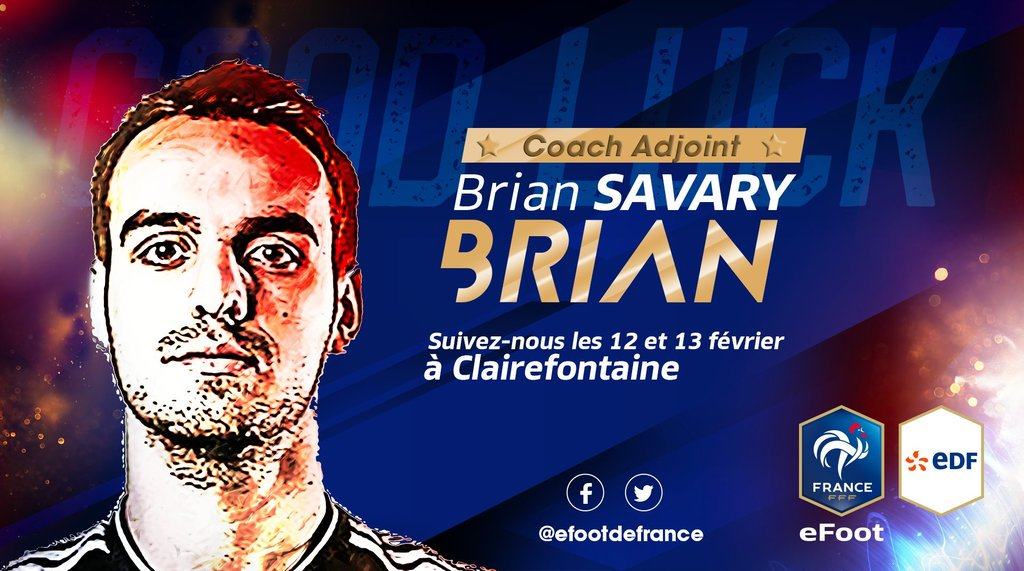 Brian Savary's photo on Clairefontaine