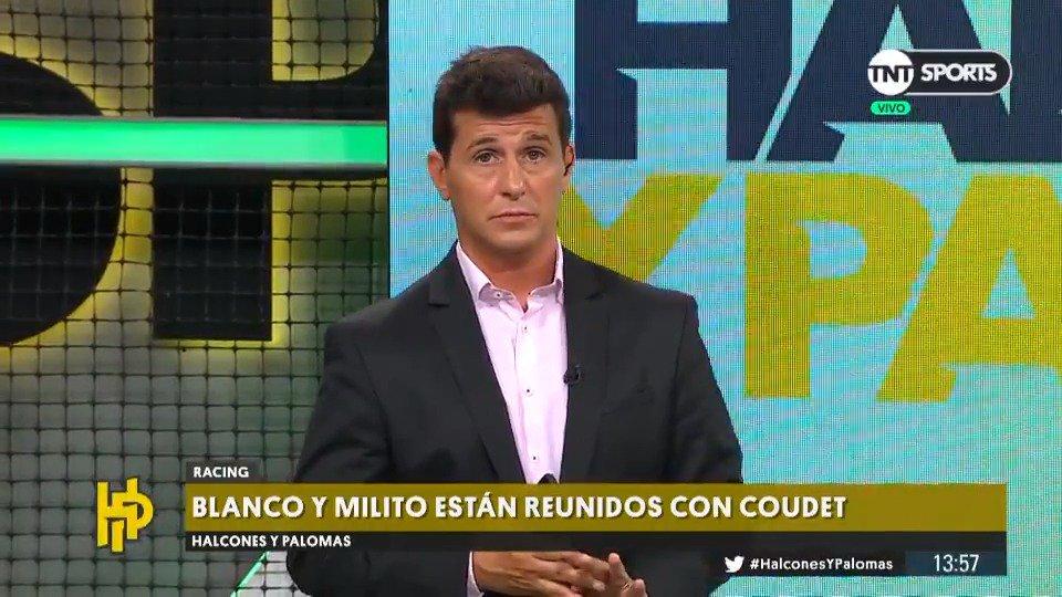TNT Sports LA's photo on Milito