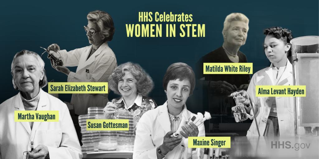 HHS.gov's photo on #STEM