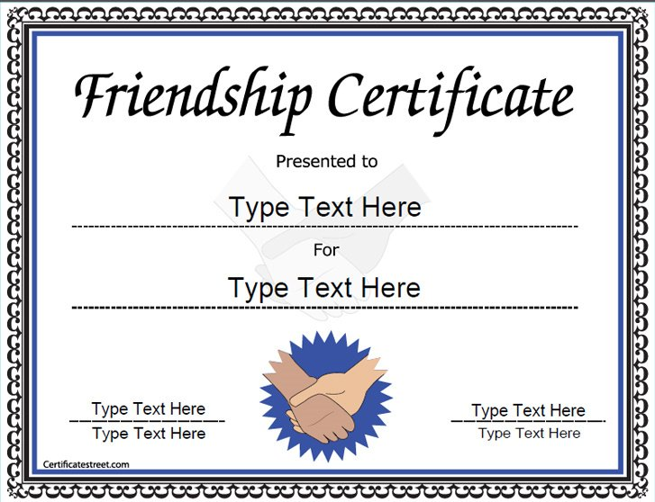 CertificateStreet's photo on #MakeAFriendDay